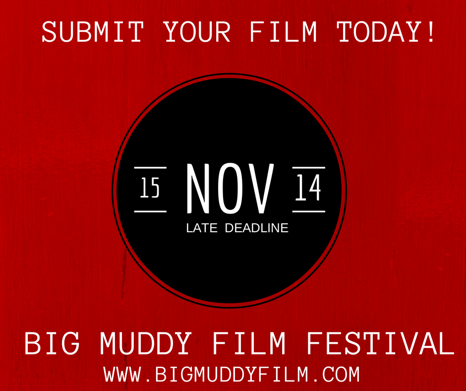 Last Call! November 15, 2014 is our Late Deadline